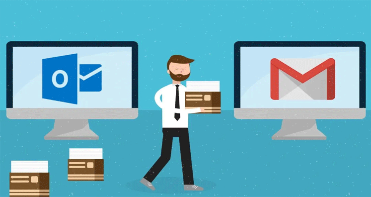 sync gmail and outlook